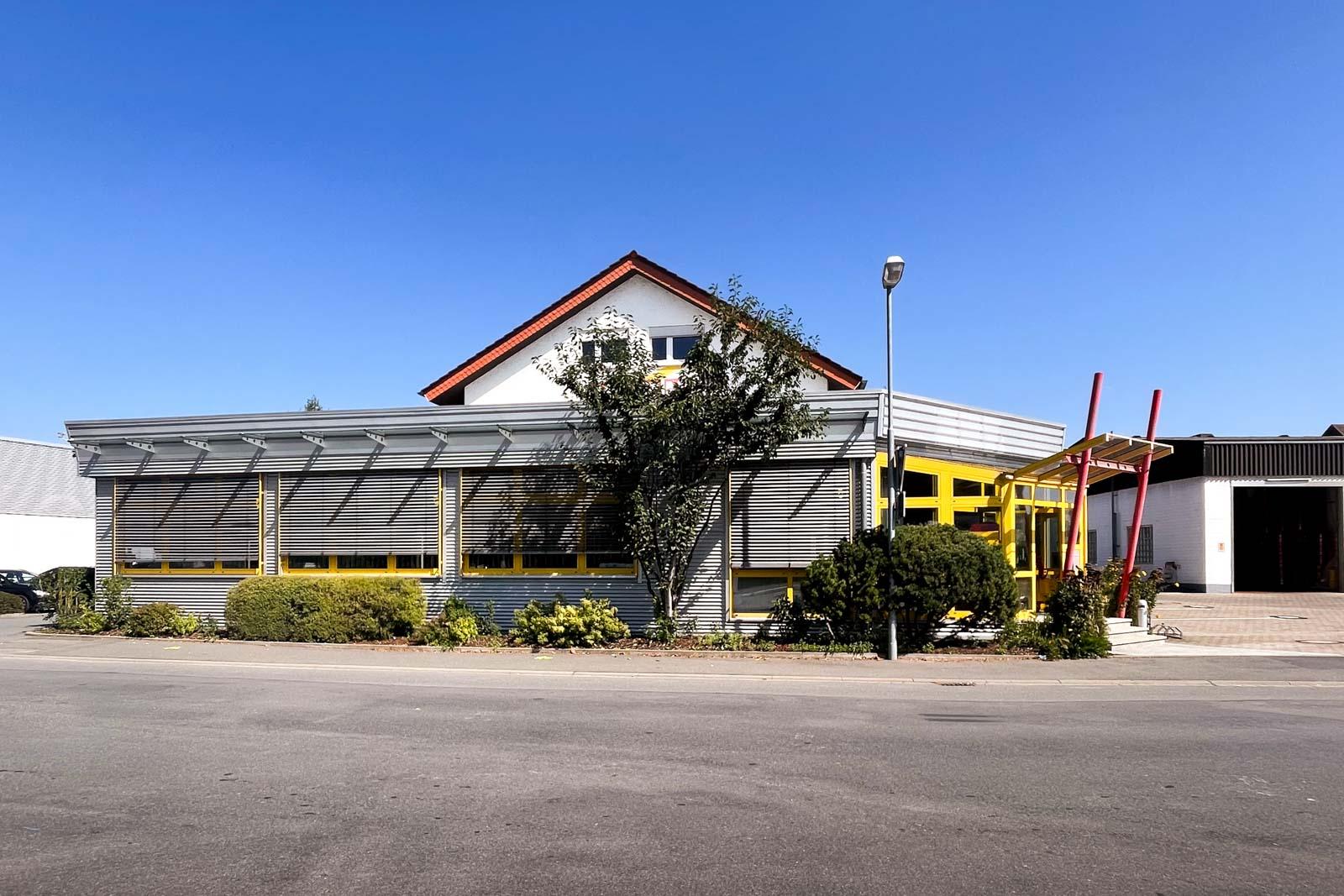 Bürogebäude Herm