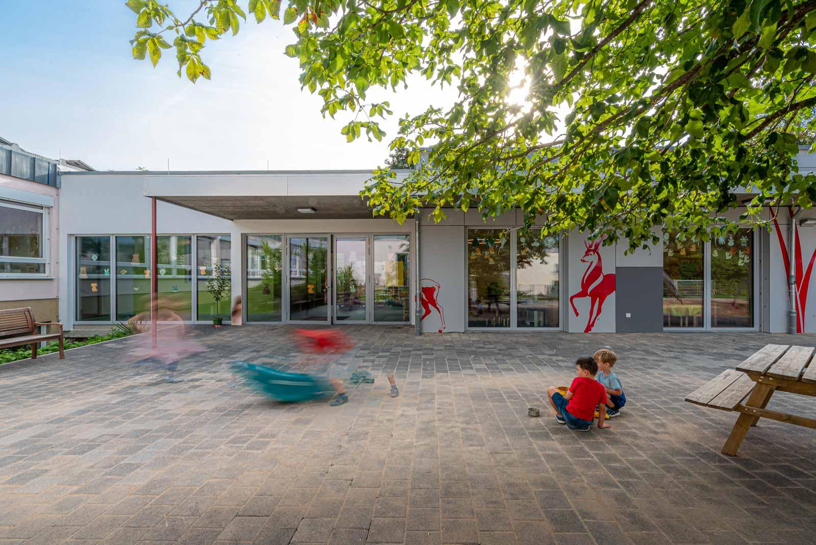 Evangelischer Kindergarten Tauberbischofsheim