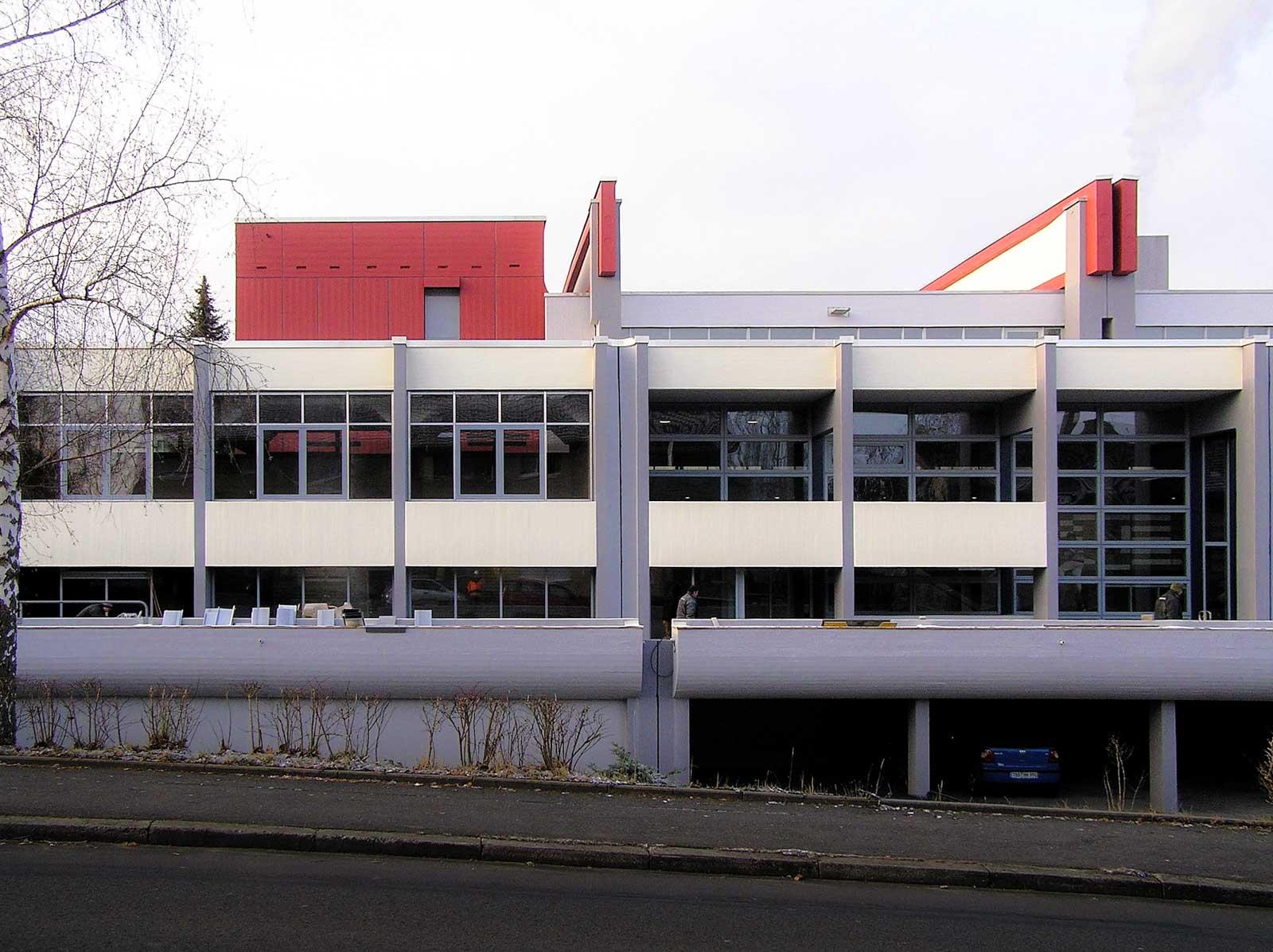 Stadthalle Lauda