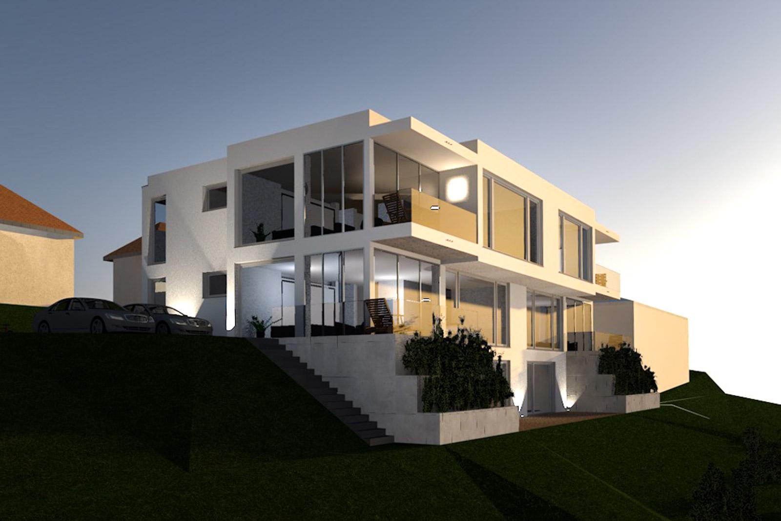 Mehrfamilienhaus Zellerau